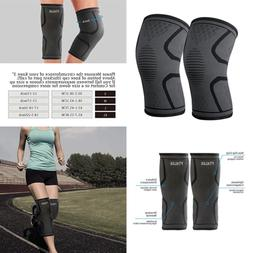 FTALGS Knee Support Brace Pads Premium Recovery & Compressio