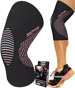 Physix Gear Knee Support Brace - Premium Recovery & Compress