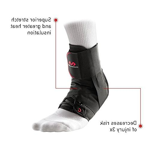 McDavid Ankle Support/w and from