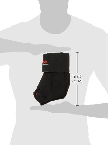 McDavid 195R-BK-M Support/w Straps, and sprains