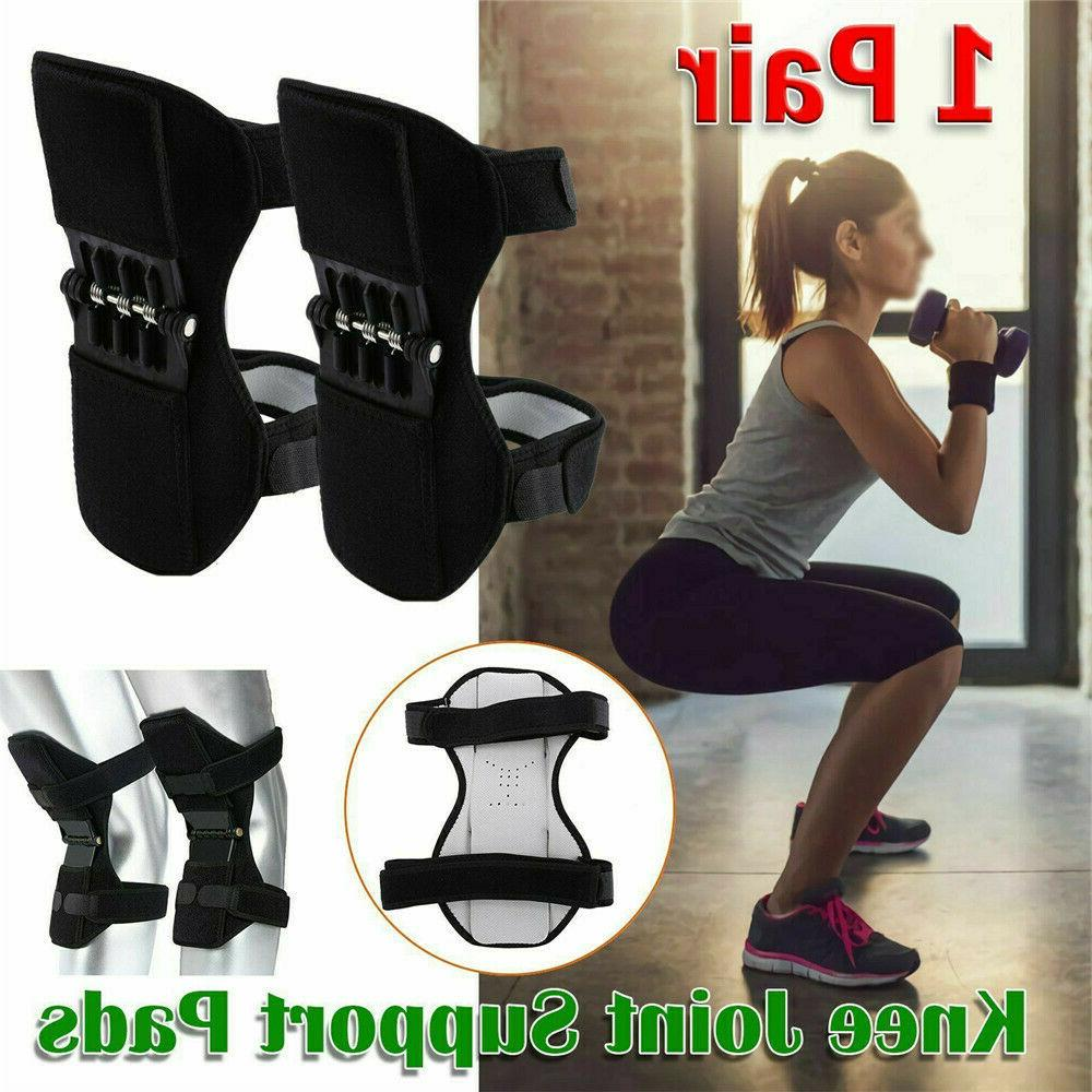 2 joint support knee stabilizer pads power