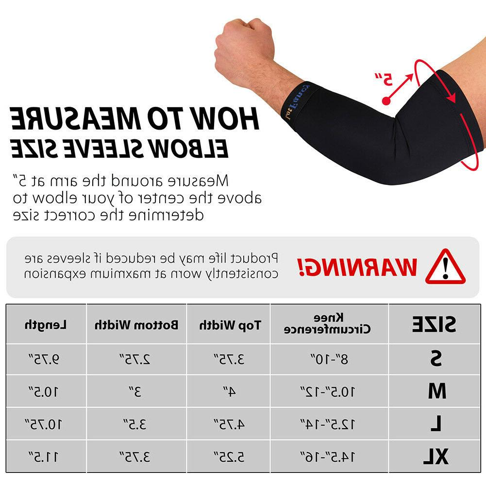 2x Elbow Brace Tendonitis Pain