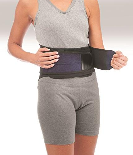 Mueller Brace with Black, Regular