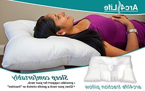 Cervical Pillow For Sleeping - Standard Size Side Sleeper And Pillows Beds Neck Pillow Sleeping Standard Neck For