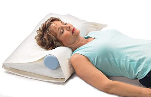 OPTP Original McKenzie Cervical Roll - Pillow for spine and during