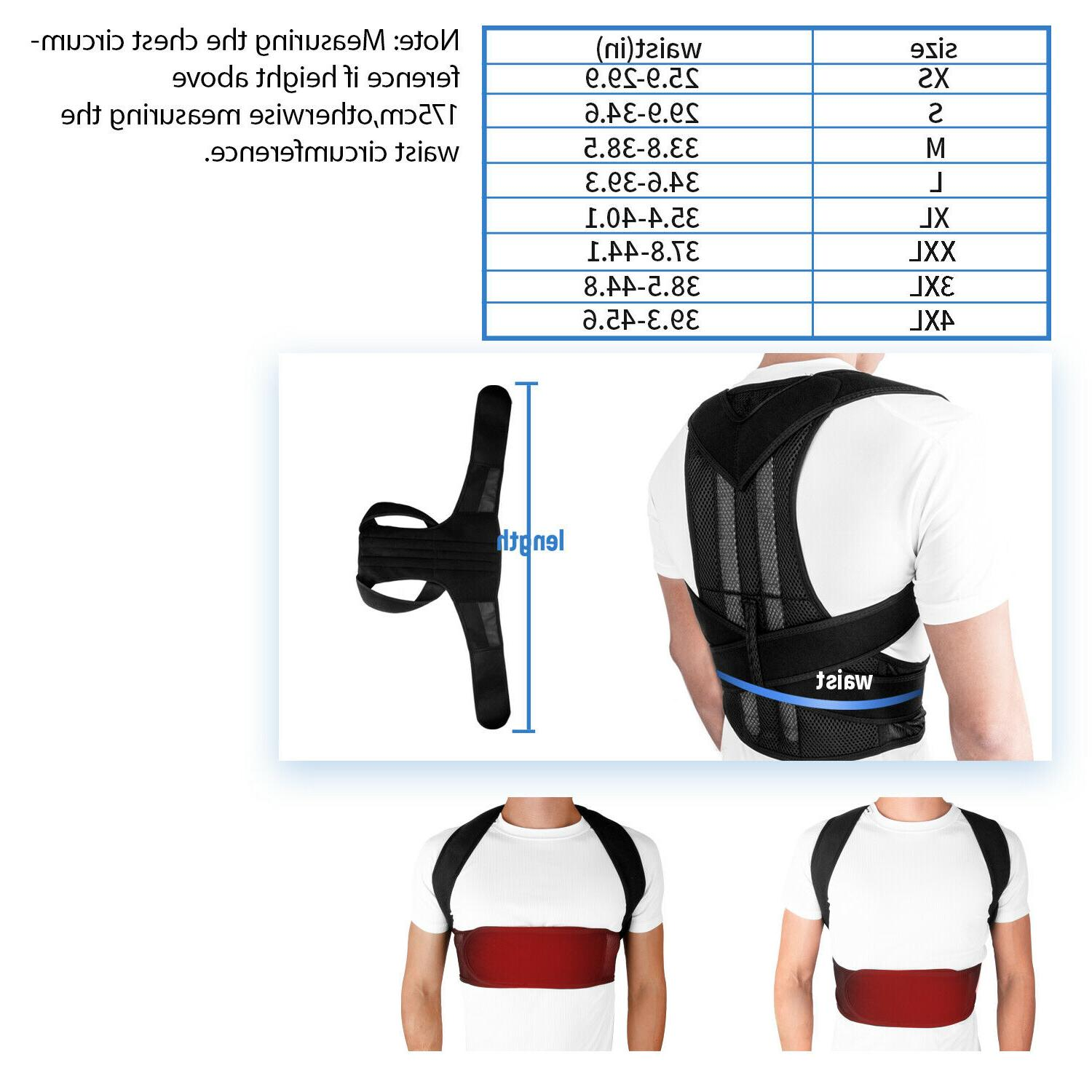 For Women Posture Support