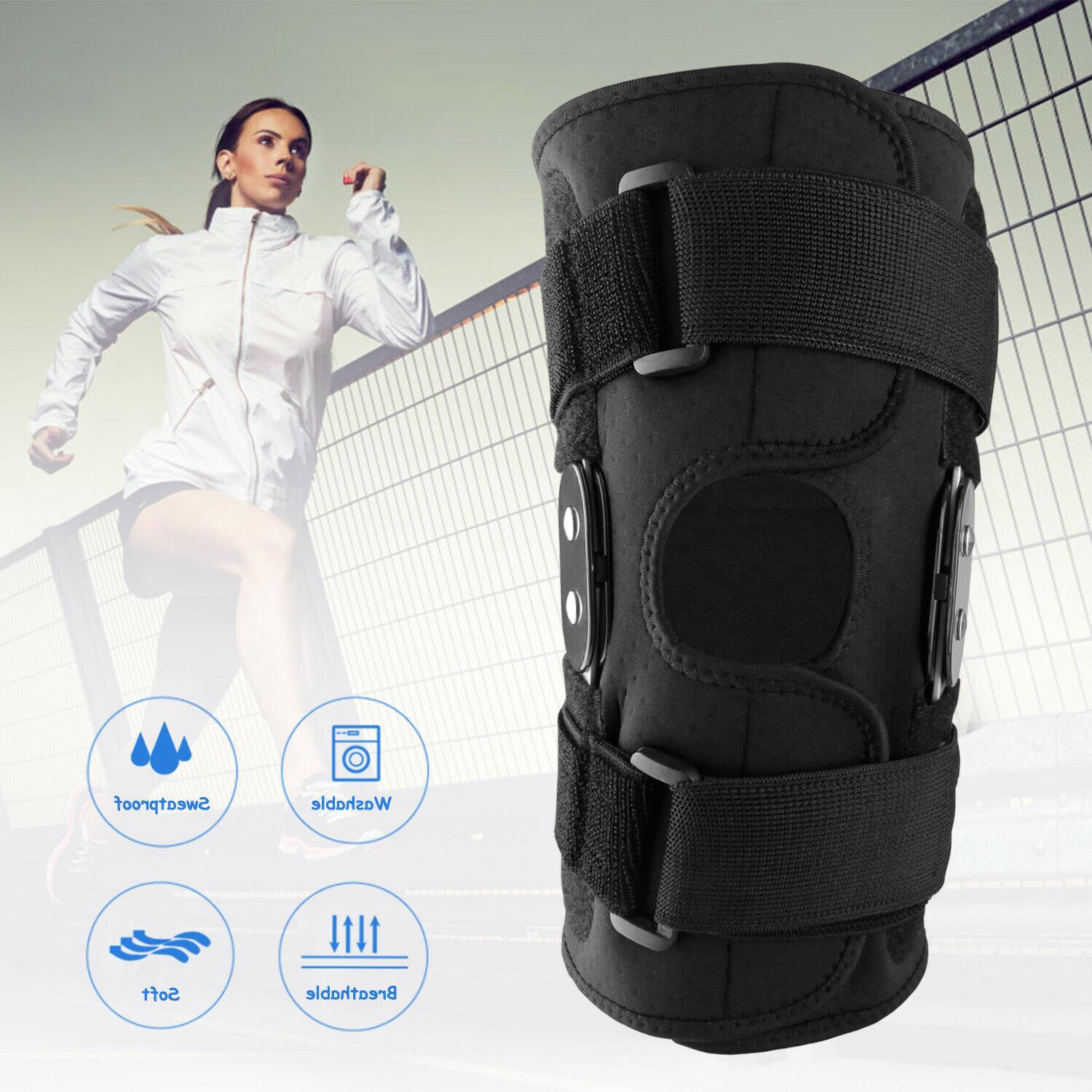 Adjustable Knee Support Wrap