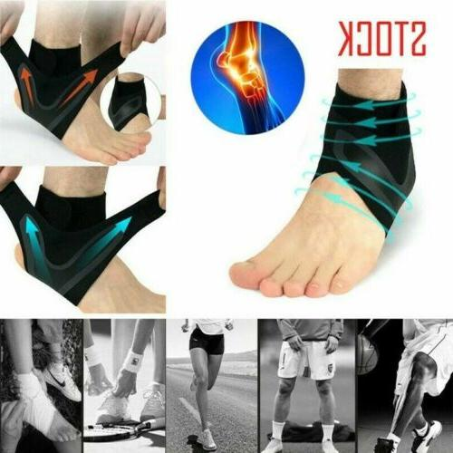 Ankle Compression Sleeve Plantar Pain Relief Foot