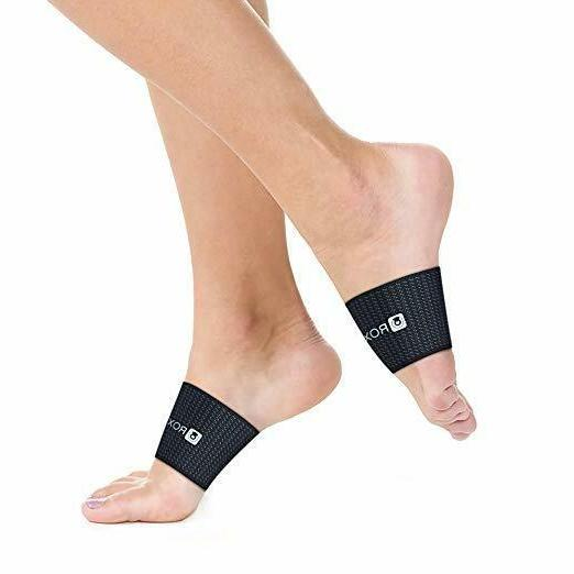 Ankle Knee Brace Drop Foot Arch Support Orthotics for Planta