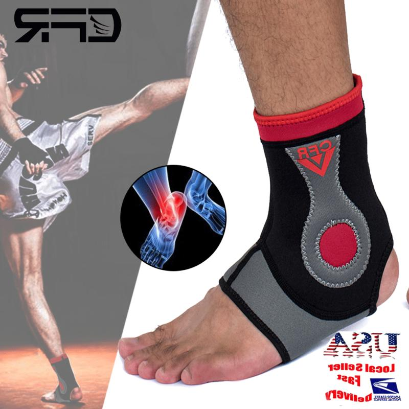 Ankle Support Sleeve Foot MMA Jogging