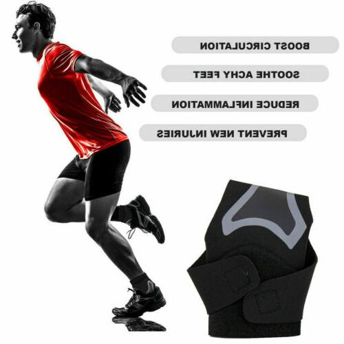 Ankle Support Sleeve Plantar Relief Wrap