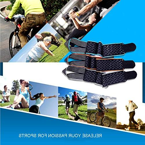 Ankle Breathable Nylon Material Elastic and One Size Fits for Sports, Protects Against Chronic Ankle Fatigue