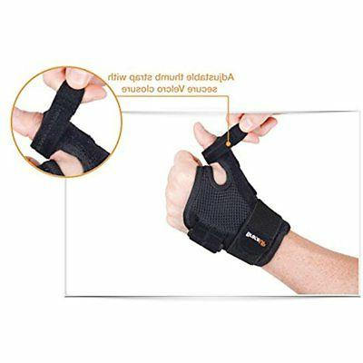Arm Supports Spica Brace With Carpal