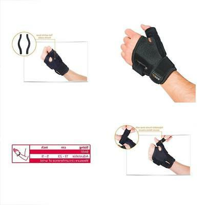 arm hand and finger supports thumb spica