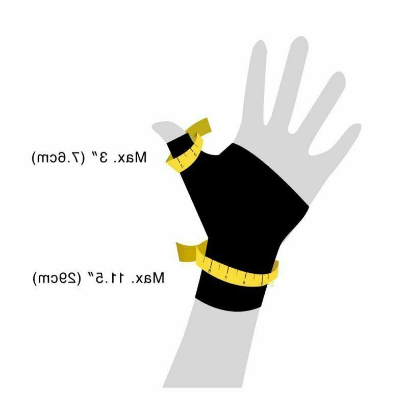 Arm Hand Bracoo Thumb Brace, Reversible Neoprene Splint