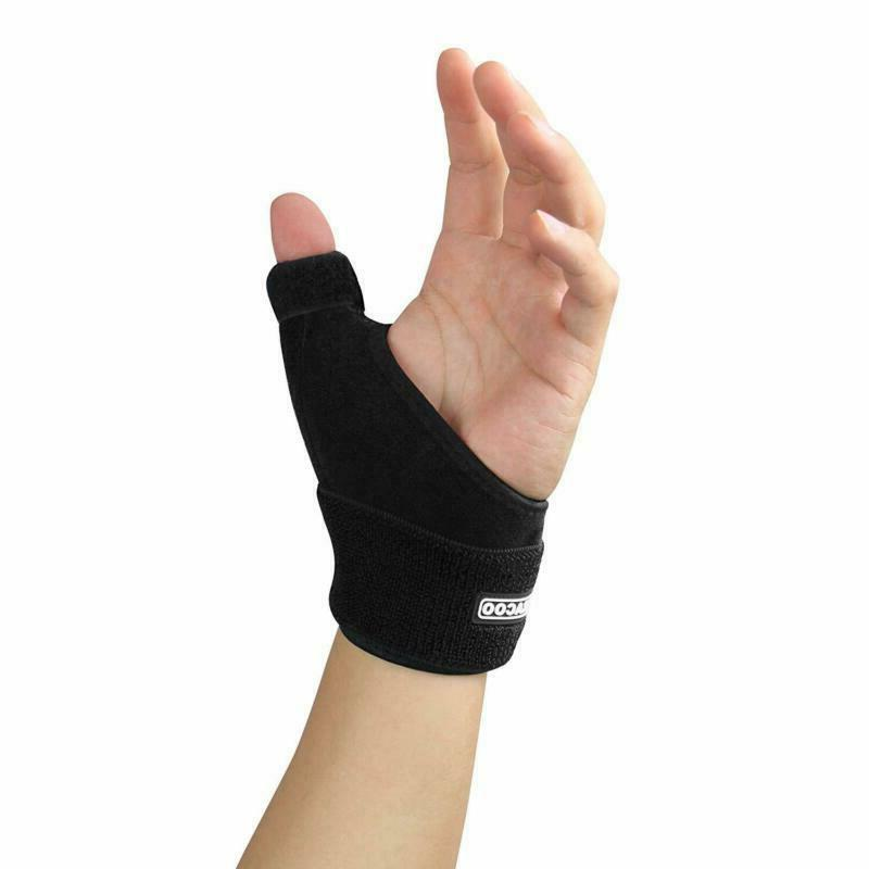 Arm Hand Finger Bracoo Thumb Wrist Reversible Splint