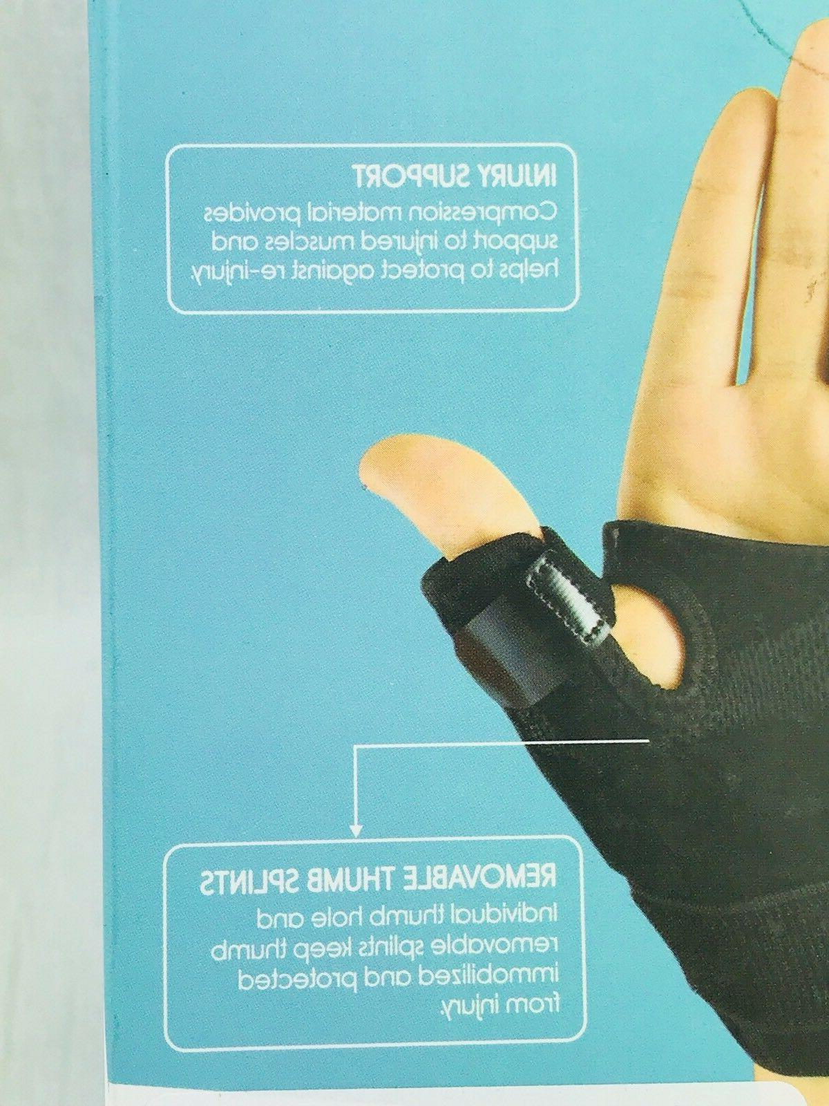 Arthritis Thumb Support Splint Vive for Sprains