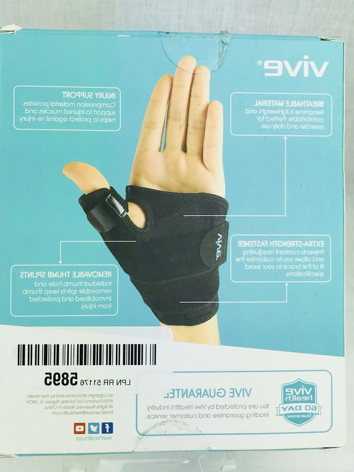 Arthritis Thumb Support Splint Vive for
