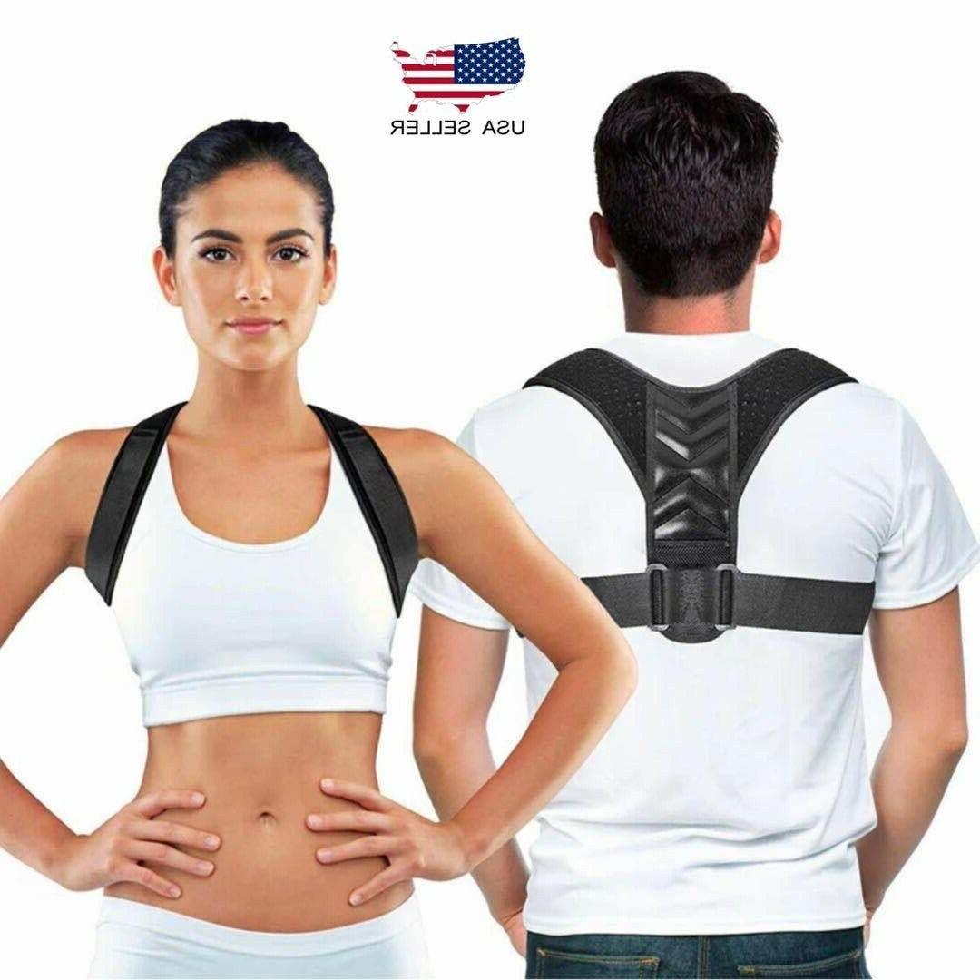Back Posture Straight Support Therapy