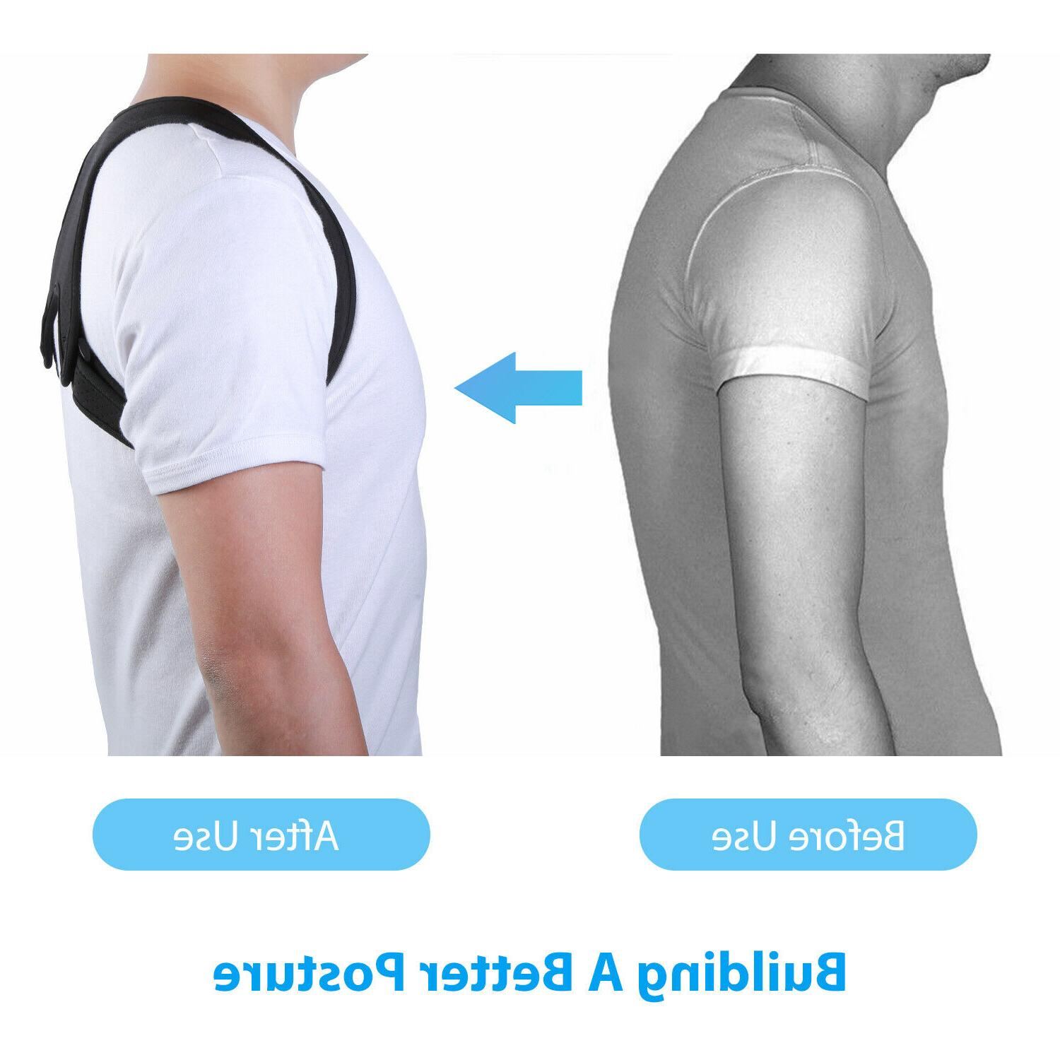 Back Posture Straight Therapy Men