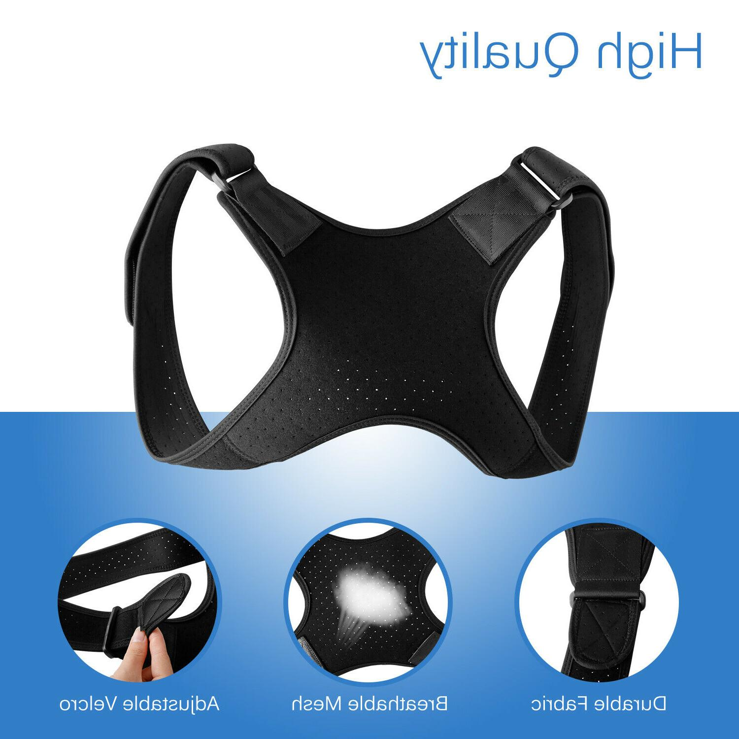 Posture Corrector Back Brace Men Women