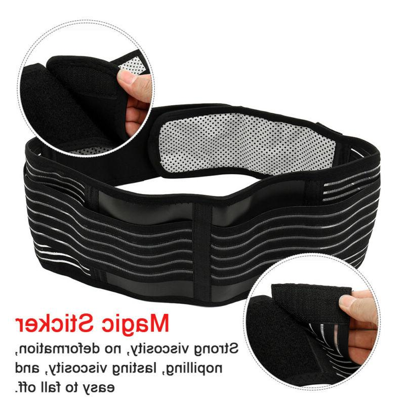 Back Brace Belt Pain Relief Adjust
