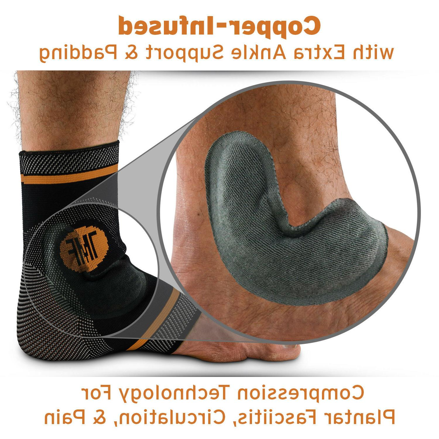 Plantar Brace Support Foot Relief