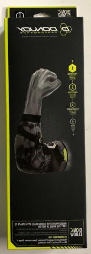 DonJoy Performance Bionic Elbow Supports Brace, Camo, size S