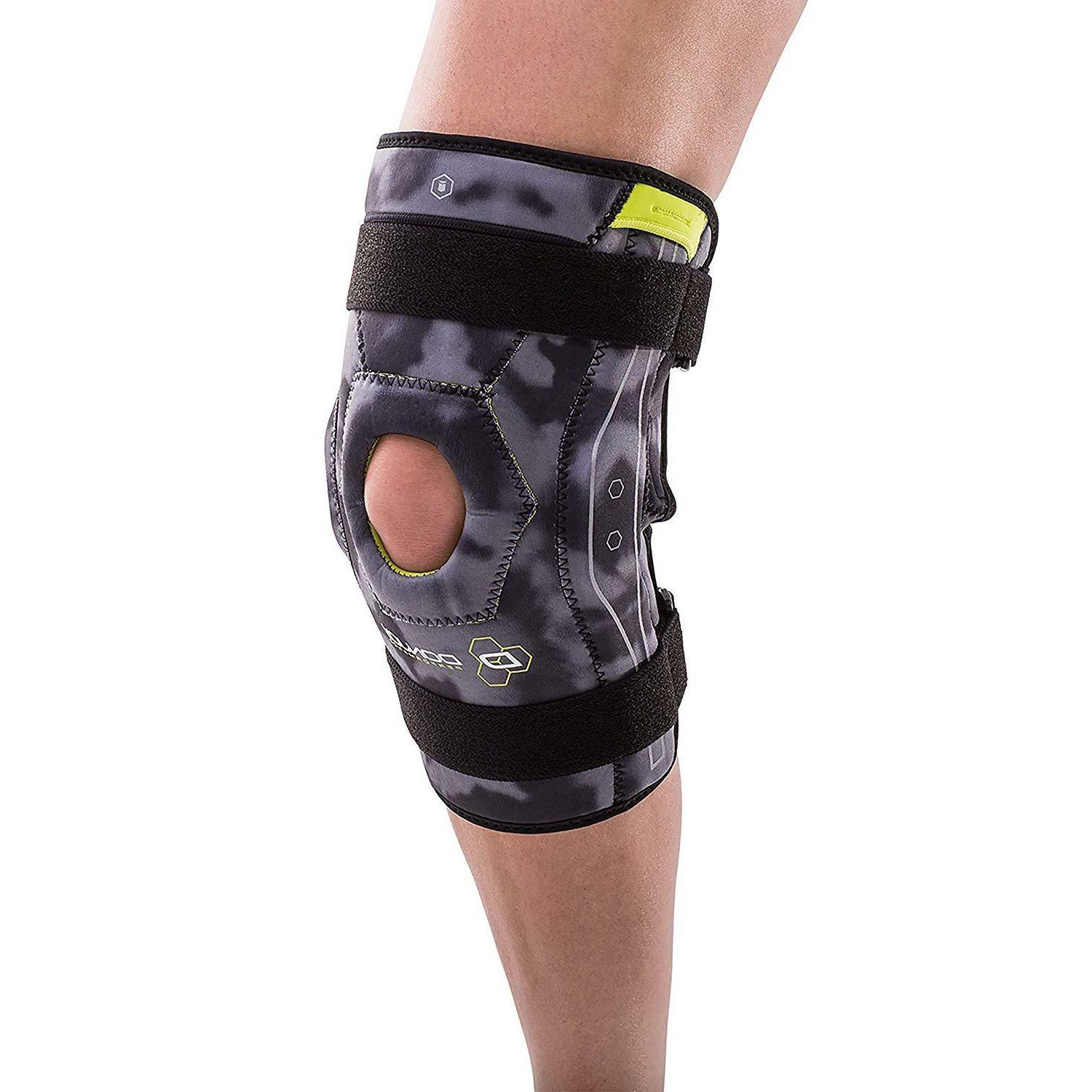 bionic knee support brace camo small