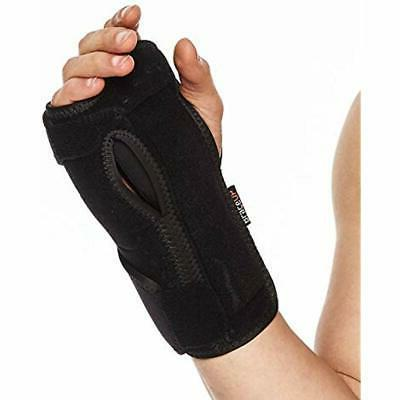 braceup night arm hand and finger supports