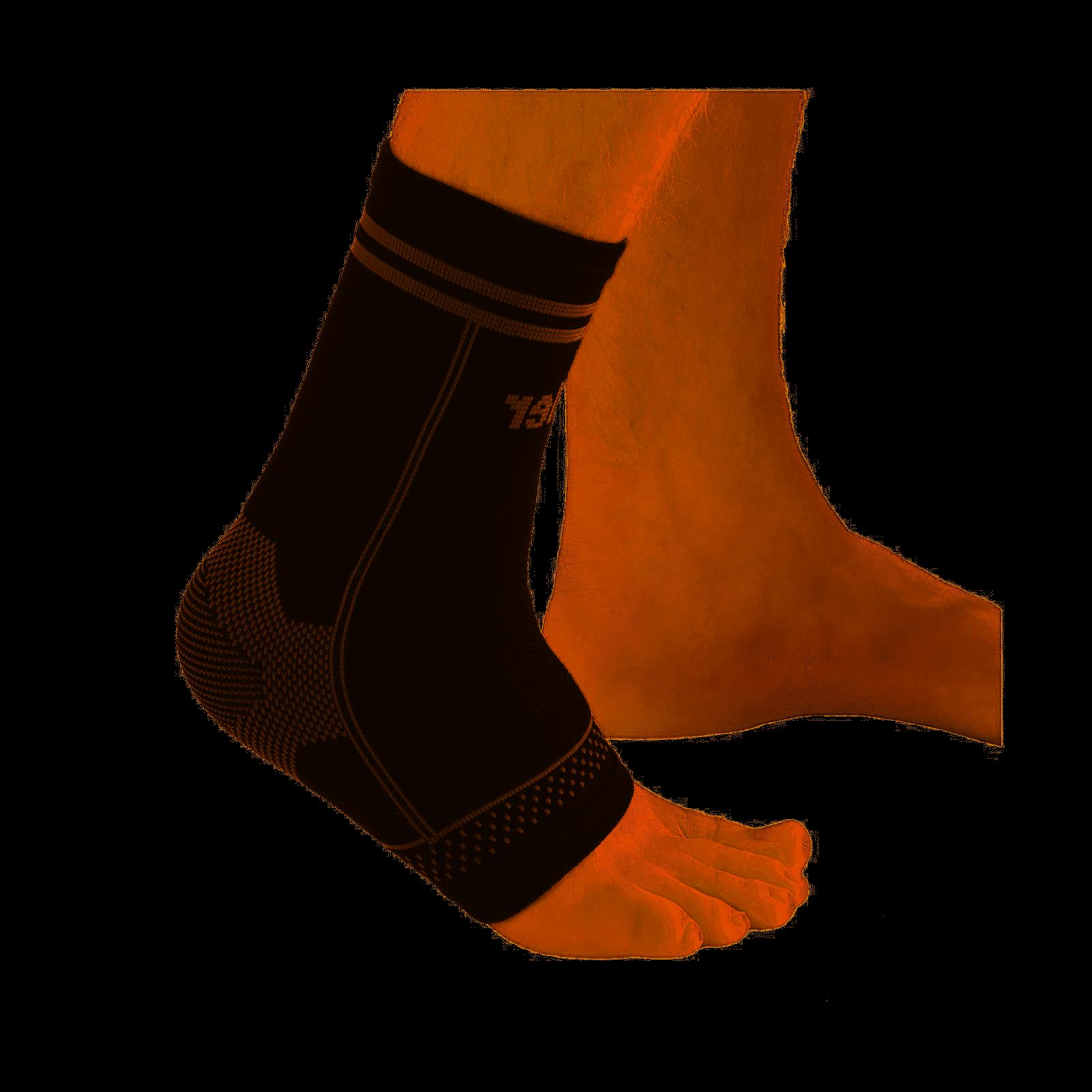 care stretch ankle support braces