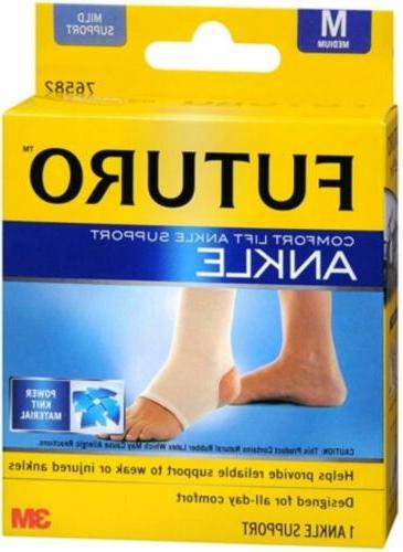 comfort lift ankle support