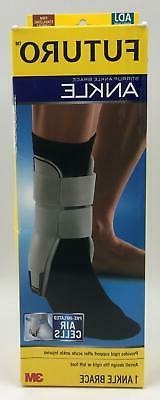 Futuro Sport Deluxe Ankle Stabilizer Adjust To Fit - 1 ea.