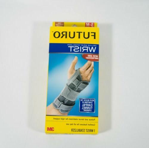 deluxe wrist stabilizer helps relieve carpal tunnel