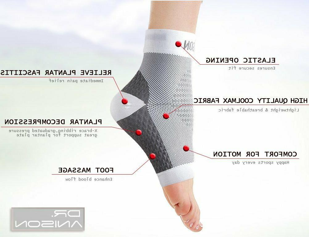 DR.ANISON Foot Doc Ankle Sock