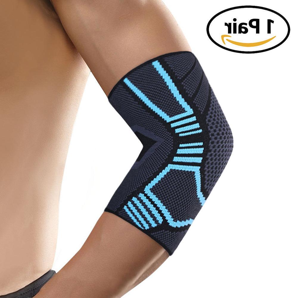 Elbow Sleeve Compression Support Brace Relief All sizes