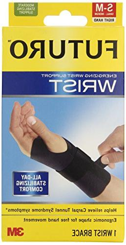 energizing right hand wrist support