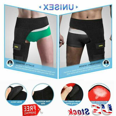 Groin Strain Support Injury Sciatica Recovery