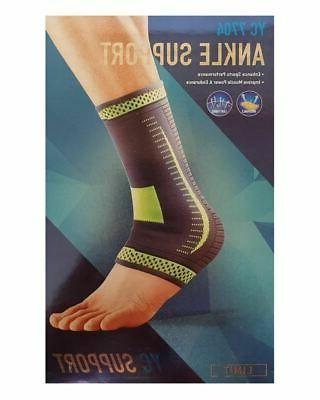 YC Support Gym sports Ankle Support Improve Muscle Power 1 P