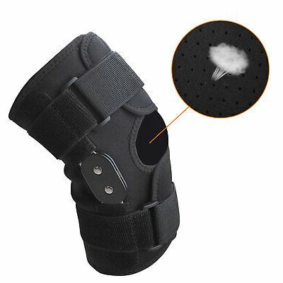 Knee Hinged Sleeve Patella