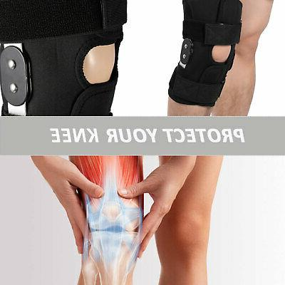 Knee Sleeve Joint Patella Stabilizer
