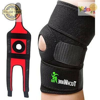knee brace support relieves acl