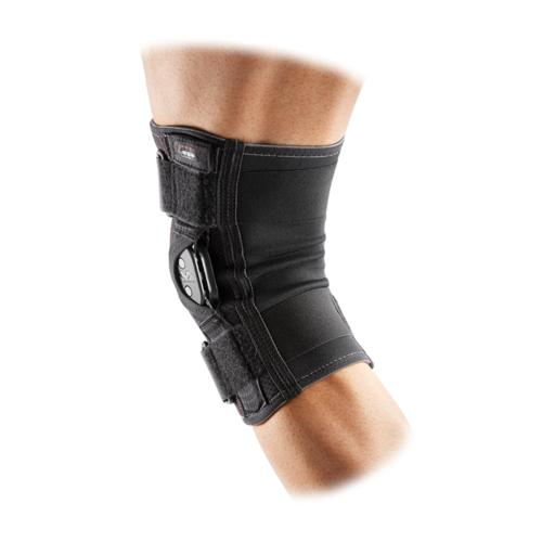 McDavid Knee w/ Polycentric Straps for Maximum
