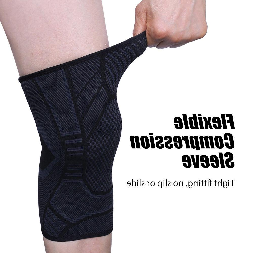 Knee Support Wraps Compression Sport pair