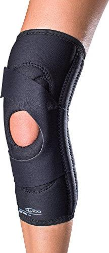 DonJoy Lateral J Patella Knee Support Brace without Hinge: D