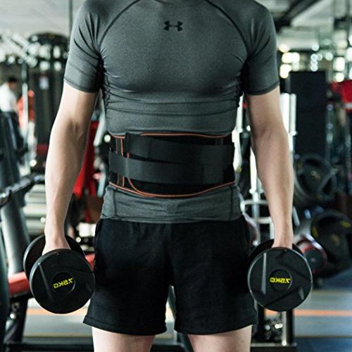 King Back with Pulley Lumbar Support Women Men - Adjustable Sciatica, Spinal Stenosis, or Medium