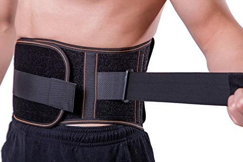 King Lower Back with Pulley System Lumbar Belt for Adjustable Waist Sciatica, Scoliosis or Herniated Medium