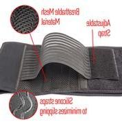 Lower Brace Support Belt Stabilizing Lumbar Protects Relieves Pain Dual Straps & Waist Belt