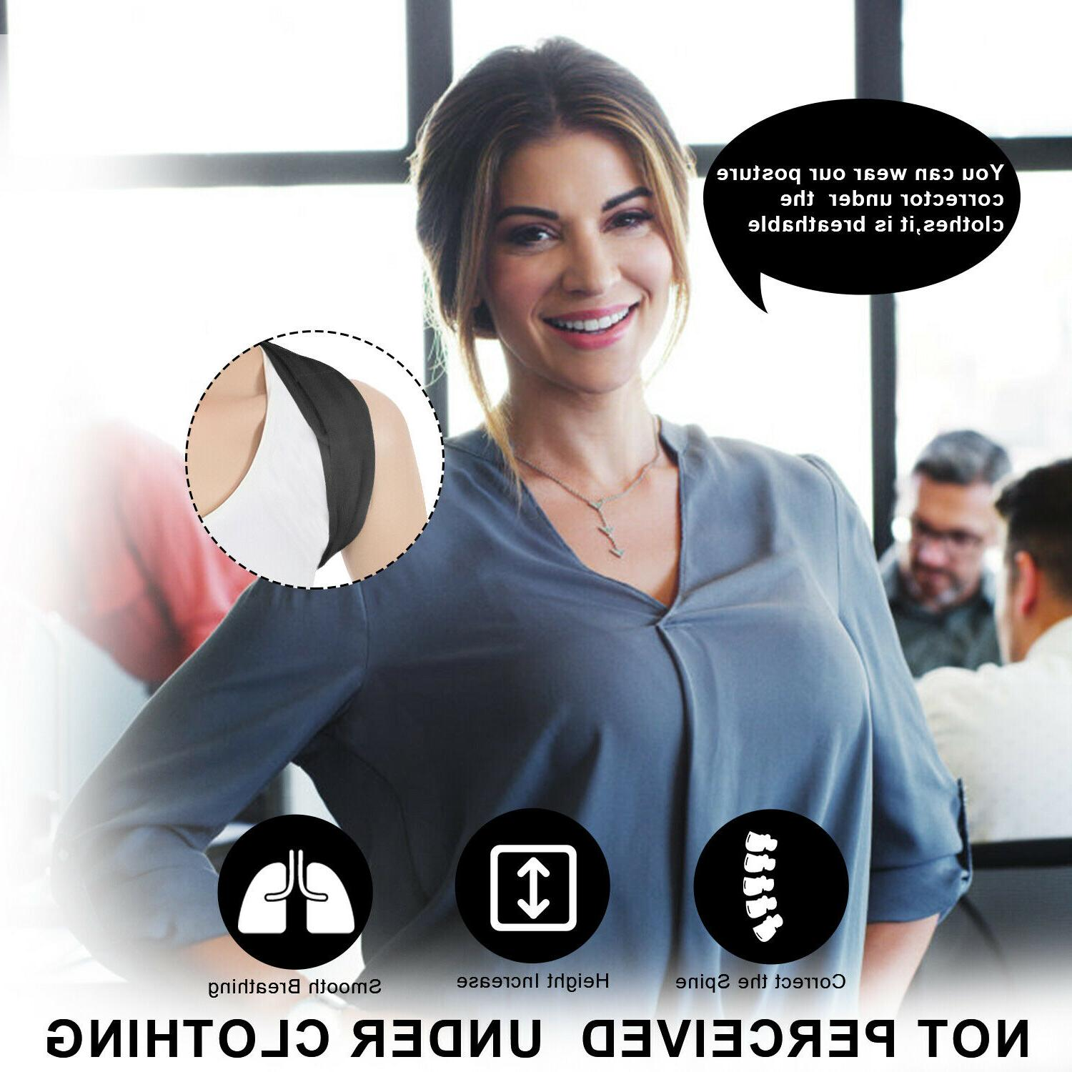 Corrector Back Shoulder Therapy Support
