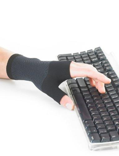 Neo Thumb Support - For Joint Tendonitis, Sprains, Hand Sports - Multi Compression Sleeve - - Class Device Black